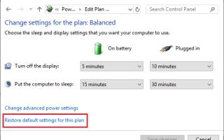 Что делать, если Windows 10 автоматически уходит в спящий режим?
