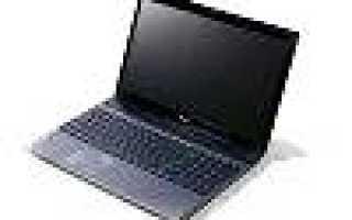 Драйверы для ноутбука Acer Aspire 5750G / 5750ZG