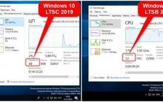 Windows 10 Enterprise LTSC 2019 17763.316 Version 1809 [2in1] DVD (x86-x64) (2020) {Rus}
