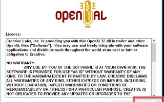 OpenAL32.DLL скачать бесплатно для Windows 7,8,10 — Как исправить ошибку отсутствует OpenAL32.DLL