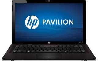 Драйверы для ноутбука HP Pavilion dv6-6101er (Windows7 x64)