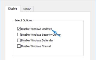 Как в Windows 10 остановить загрузку обновлений.