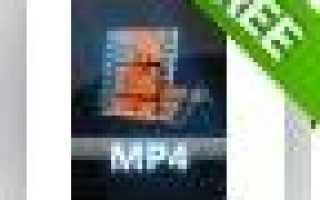 MP4 Player для Windows 10 (32/64 bit)
