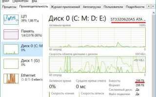 Как посмотреть серийный номер жесткого диска в Windows 10