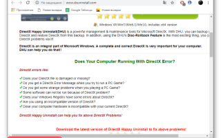Как исправить проблему с Windows 10 DirectX 12 —>