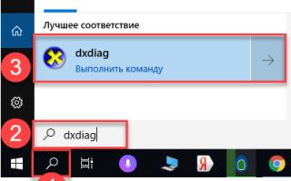 Как посмотреть название видеокарты в Windows 10/7/XP