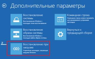 Что делать если Windows 10 не запускается?