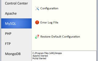 Как запустить локальный веб-сервер для сайта  прямо на Windows и OS X