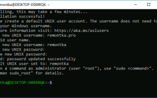 How to install Windows Subsystem for Linux (WSL) on Windows 10