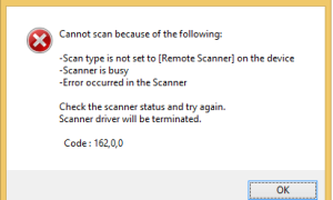 Canon mf4018 не сканирует windows 10