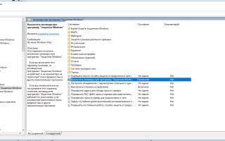Простейший способ скрыть иконку Защитника в трее Windows 10 Crеаtors Uрdаte