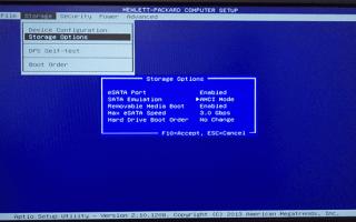 Правильная установка Windows 10 на SSD диск