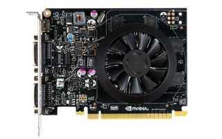 Скачать драйвер для GeForce GTX 750