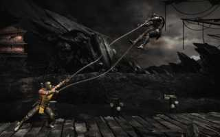 Mortal Kombat Komplete Edition не запускается на ноутбуке, что делать?