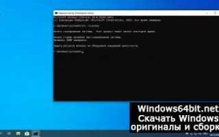 Windows 10 Professional x64 Rus скачать торрент