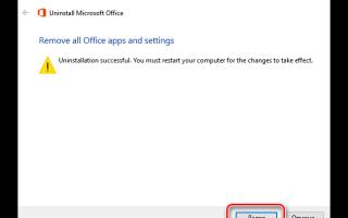 Как качественно удалить Microsoft Office 2016