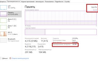 Способы отключения аппаратного резервирования памяти в Windows 10