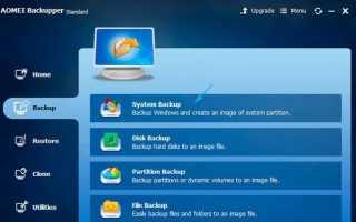 Как создаётся резервная копия в Windows 10