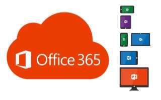 Установить только нужное из Microsoft Office 365