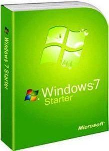 Windows 7 Начальная (Starter) - картинка