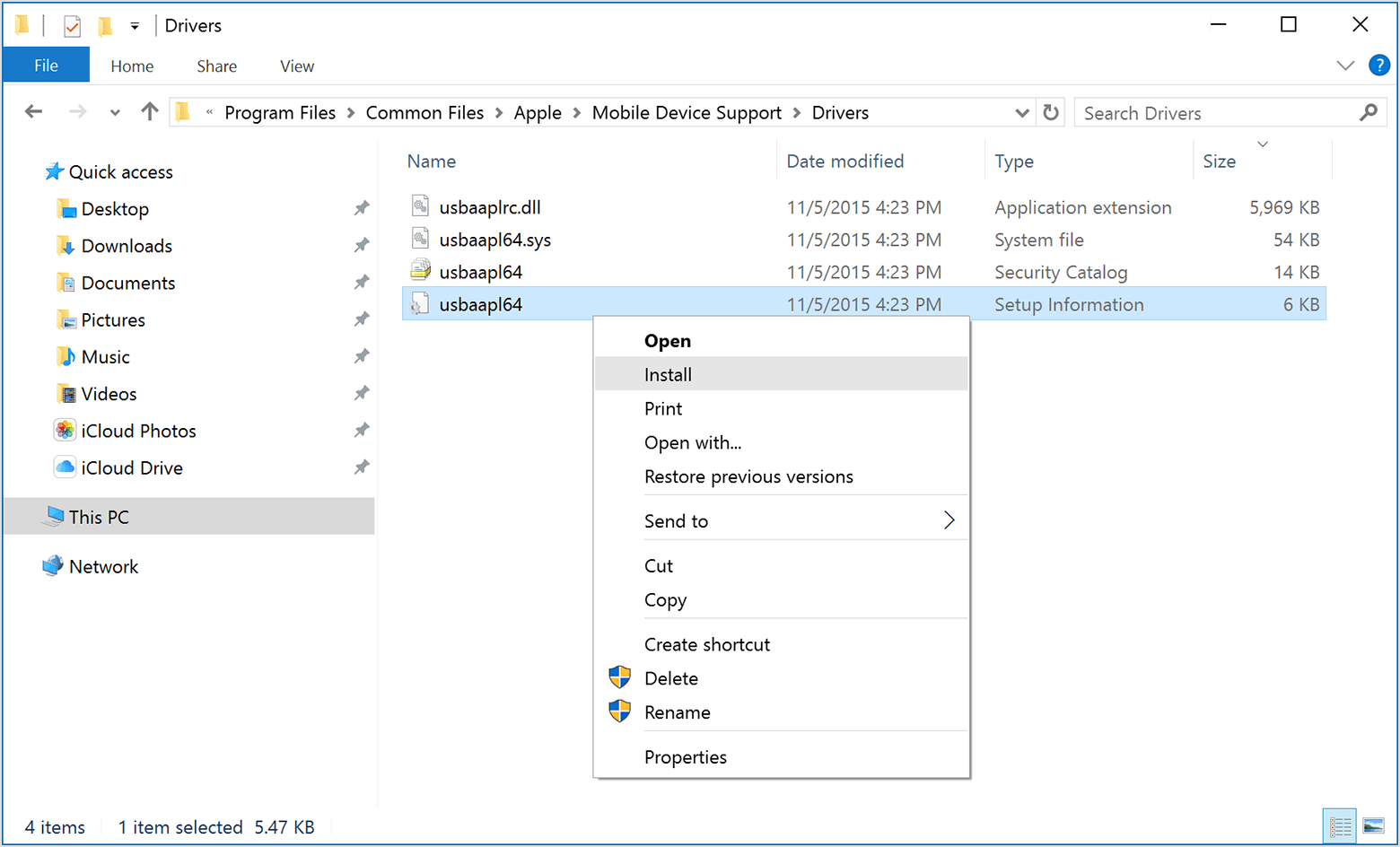 win10-explorer-apple-mobile-device-support-drivers.png