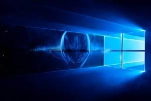 Alienware Windows 10 Wallpaper