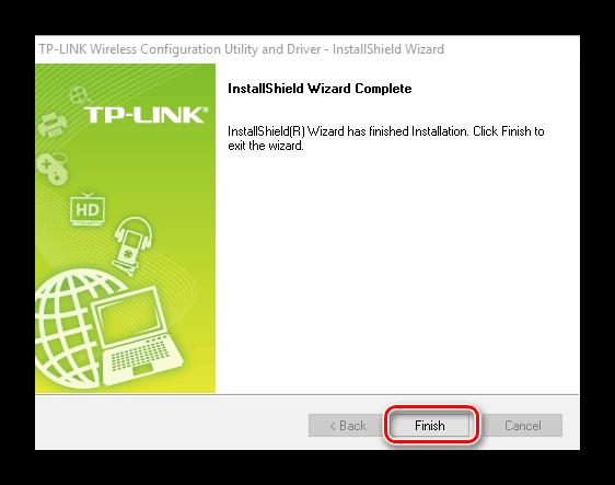 Zavershenie-ustanovki-utilityi-dlya-poiska-drayvera-dlya-besprovodnogo-adaptera-TP-Link-TL-WN727N.png
