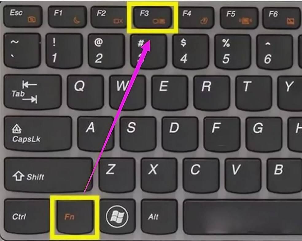Кнопка Bluetooth на ноутбуке