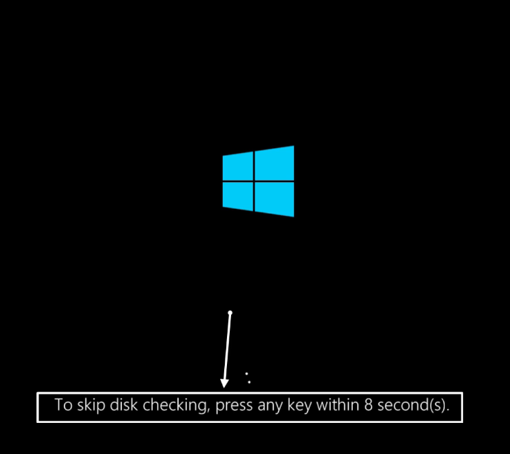 To-skip-disk-checking-press-any-key-within-tsifra-seconds.png