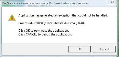 .NET 1.1 Installation Error in Windows