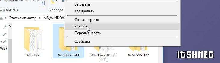 delete-windows-old-standart-folder.jpg
