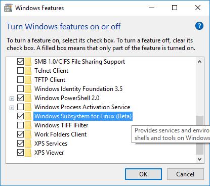 В русской версии Windows 10 все немного иначе, но общий смысл такой же