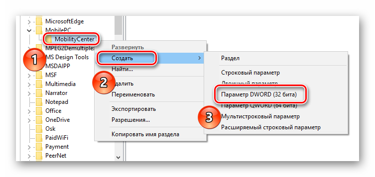 Sozdaem-novyiy-parametr-v-papke-MobilityCenter-v-reestre.png