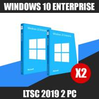Windows 10 Enterprise LTSC 2019 2 ПК